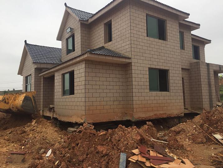 房屋平移案例