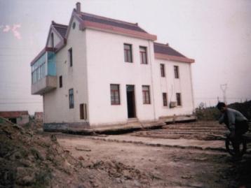 房屋整体平移