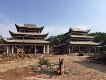 古建筑平移